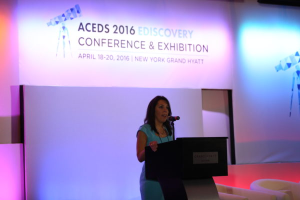 2016 ACEDS CONFERENCE AND EXHIBITION