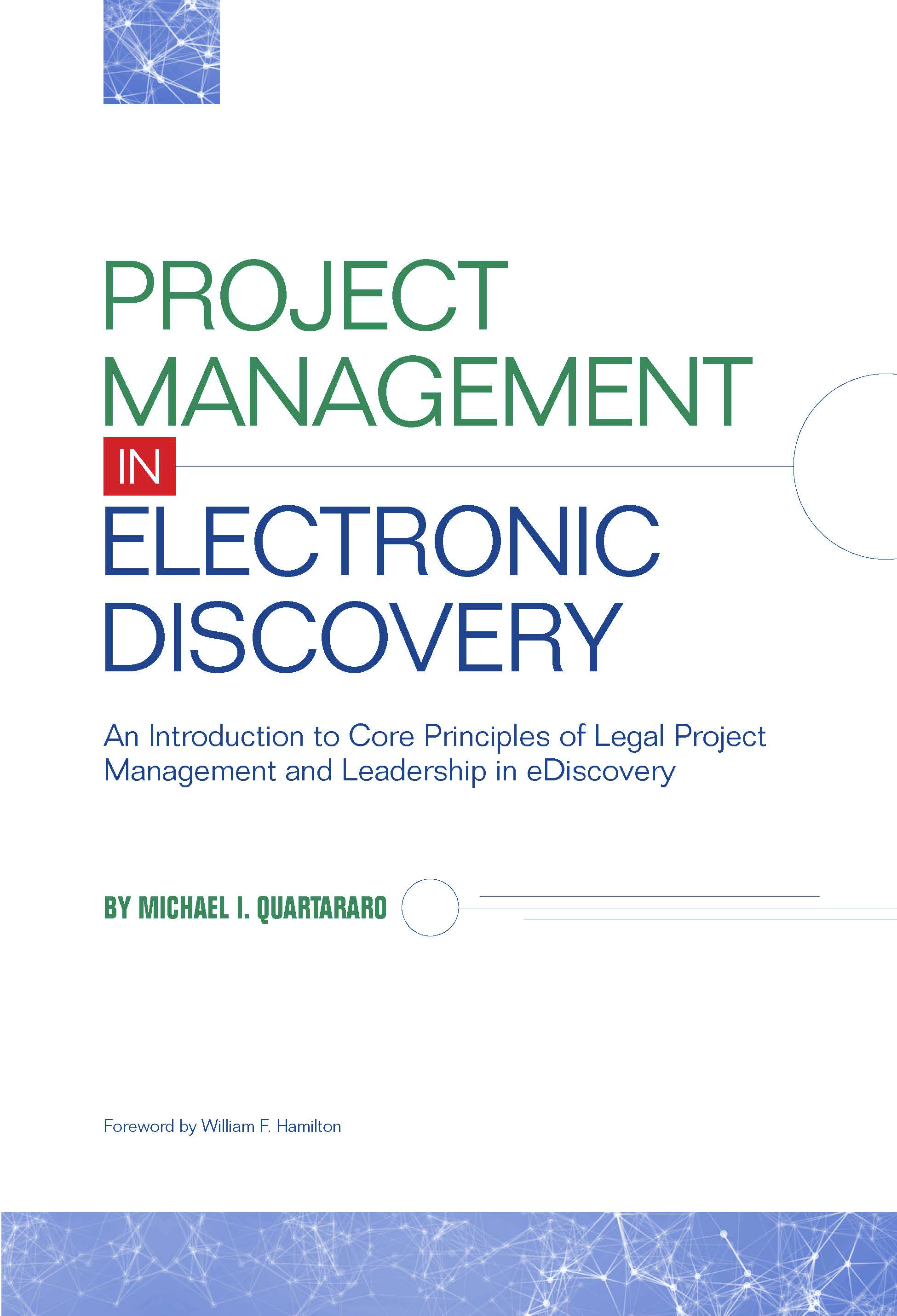 Project Management in Electronic Discovery